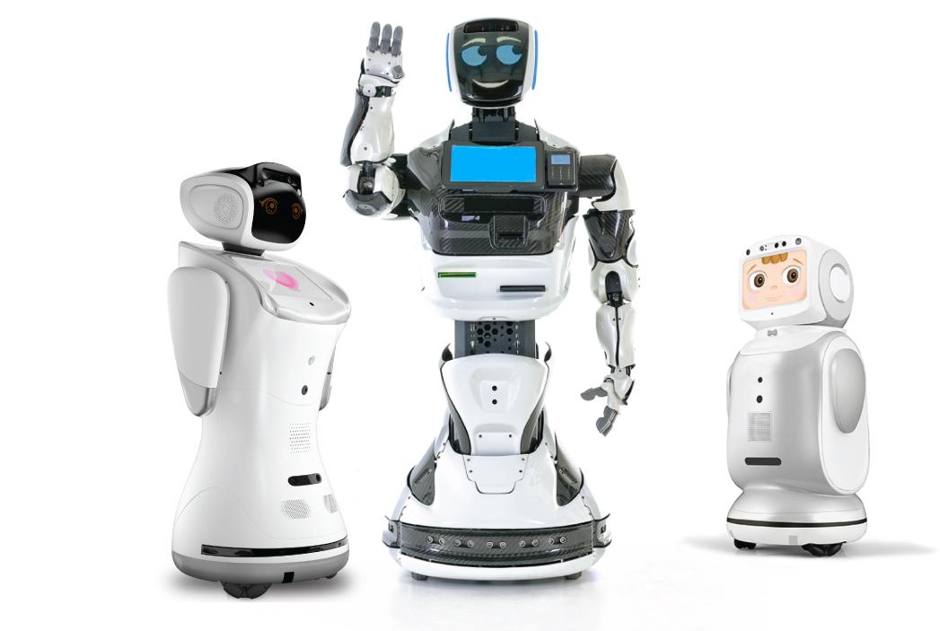 Промо робот